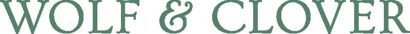 Wolf & Clover Logo